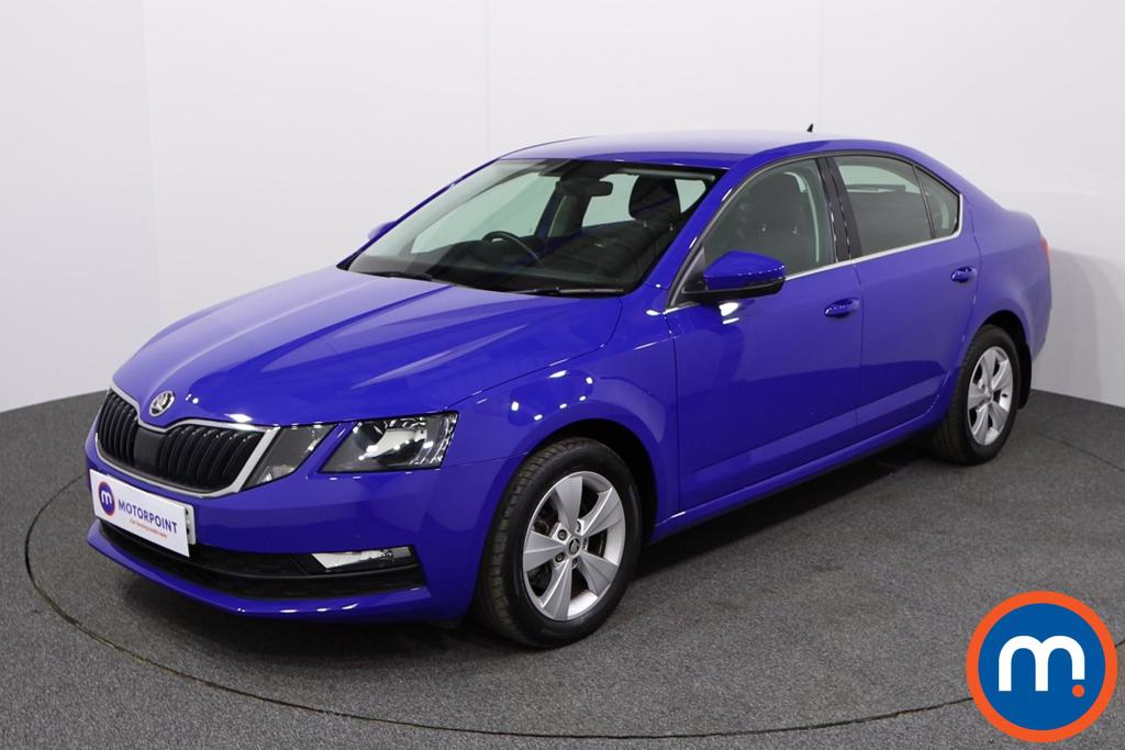 Skoda Octavia SE Technology - Stock Number 1137920 Passenger side front corner