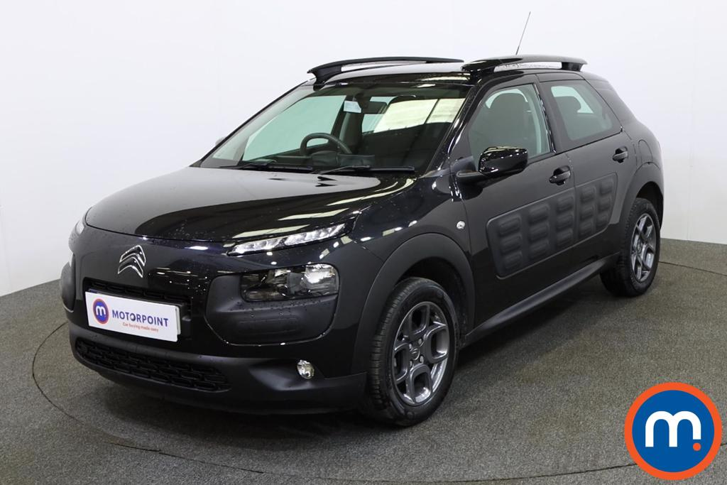 Citroen C4 Cactus Feel - Stock Number 1138168 Passenger side front corner