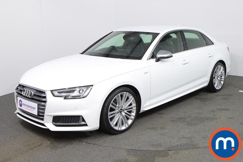Audi A4 S4 - Stock Number 1138982 Passenger side front corner