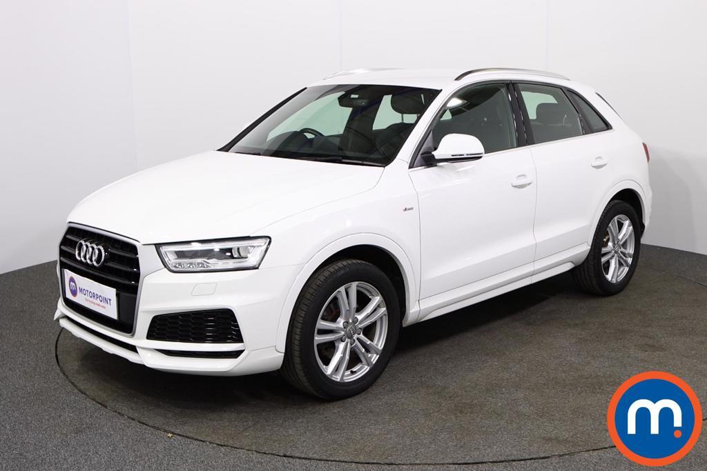 Audi Q3 S Line Edition - Stock Number 1140527 Passenger side front corner