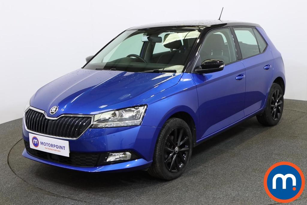 Skoda Fabia Colour Edition - Stock Number 1141009 Passenger side front corner