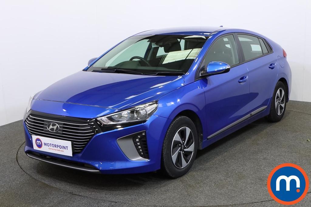 Hyundai Ioniq SE - Stock Number 1142292 Passenger side front corner