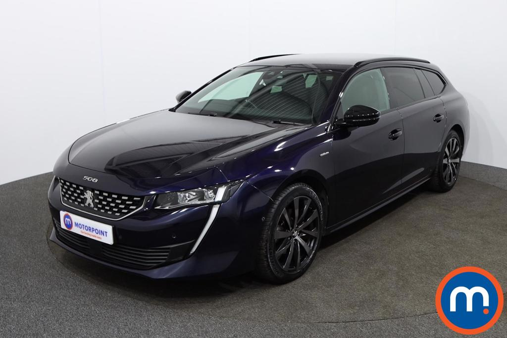 Peugeot 508 1.5 BlueHDi GT Line 5dr EAT8 - Stock Number 1128055 Passenger side front corner