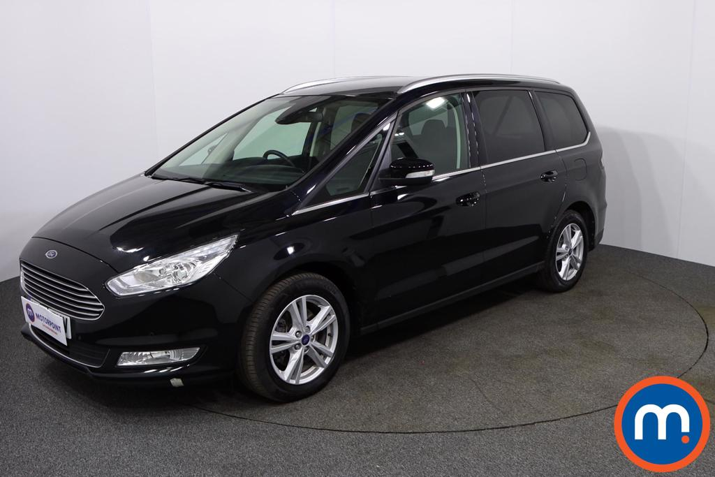 Ford Galaxy 2.0 EcoBlue 150 Titanium 5dr Auto - Stock Number 1128707 Passenger side front corner