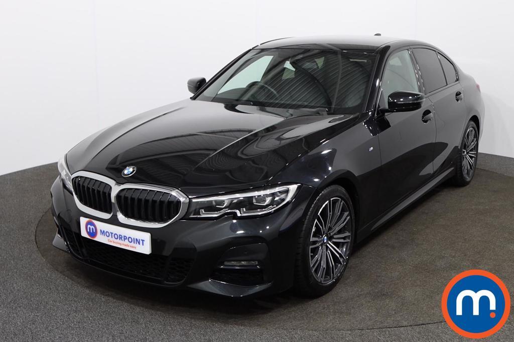 BMW 3 Series 330i M Sport 4dr Step Auto - Stock Number 1139366 Passenger side front corner