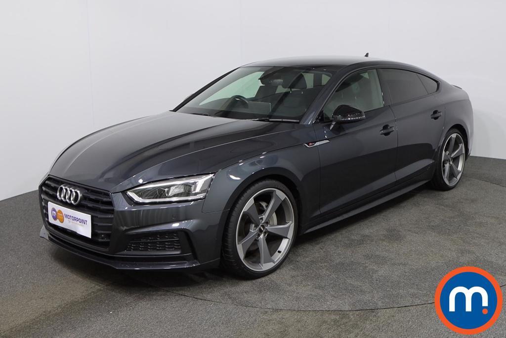 Audi A5 Black Edition - Stock Number 1139394 Passenger side front corner