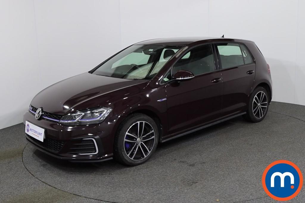 Volkswagen Golf GTE - Stock Number 1139850 Passenger side front corner