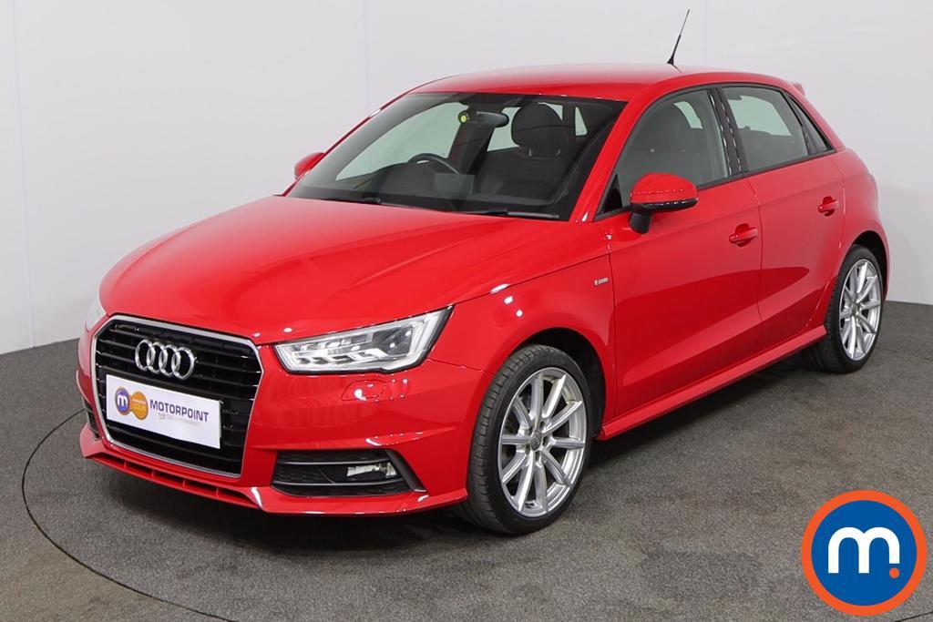 Audi A1 S Line - Stock Number 1139888 Passenger side front corner