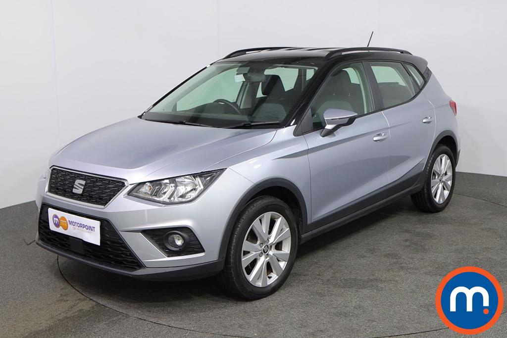 Seat Arona SE Technology Lux - Stock Number 1140520 Passenger side front corner