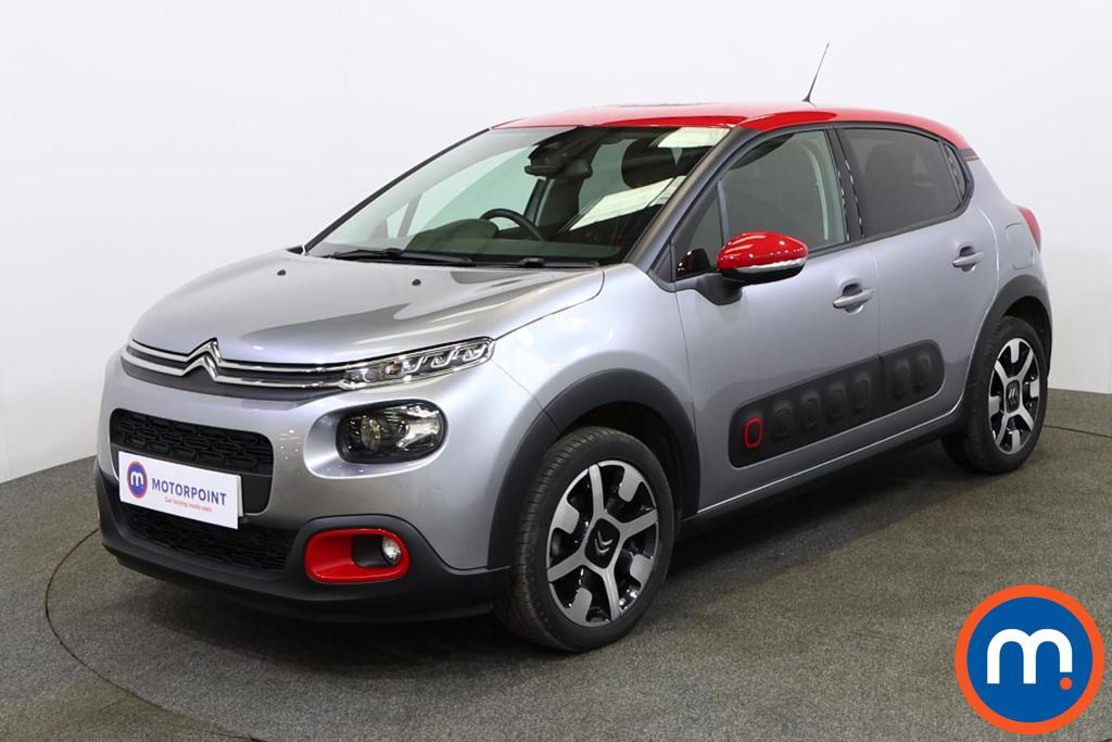 Citroen C3 Flair Nav Edition - Stock Number 1142020 Passenger side front corner