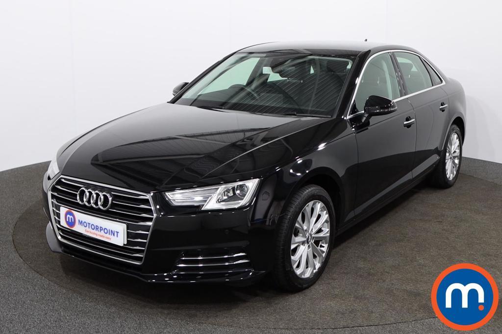 Audi A4 1.4T FSI SE 4dr - Stock Number 1140534 Passenger side front corner