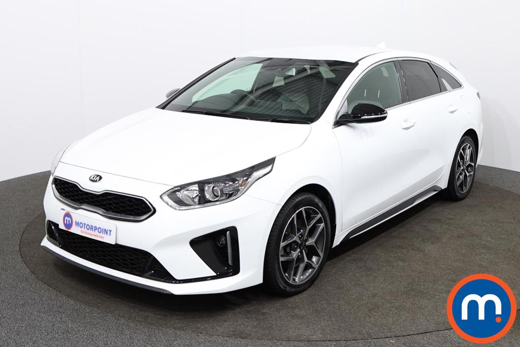 KIA Pro Ceed 1.4T GDi ISG GT-Line 5dr DCT - Stock Number 1141260 Passenger side front corner