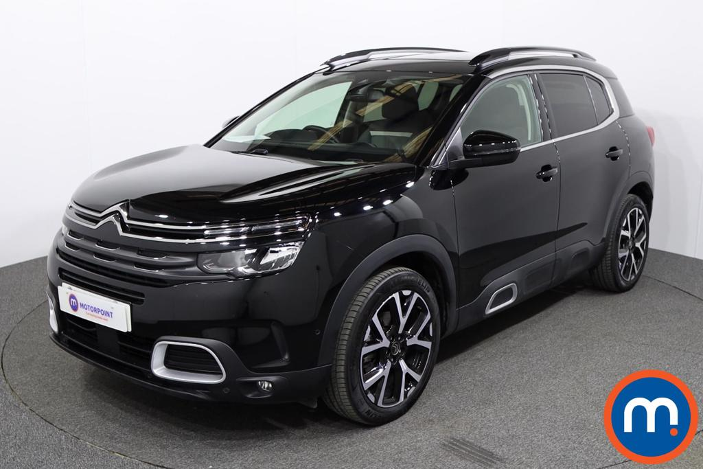 Citroen C5 Aircross 1.2 PureTech 130 Flair Plus 5dr - Stock Number 1142346 Passenger side front corner