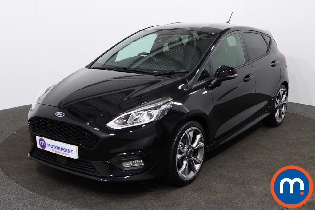 Ford Fiesta ST-Line X Edition - Stock Number 1143523 Passenger side front corner