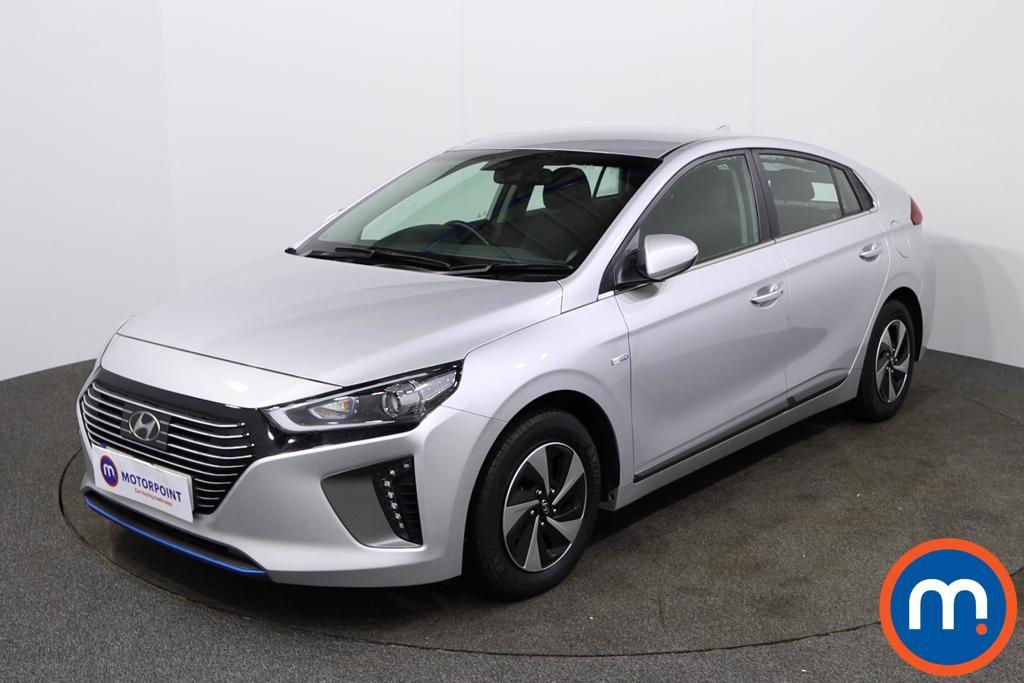Hyundai Ioniq Premium - Stock Number 1133992 Passenger side front corner