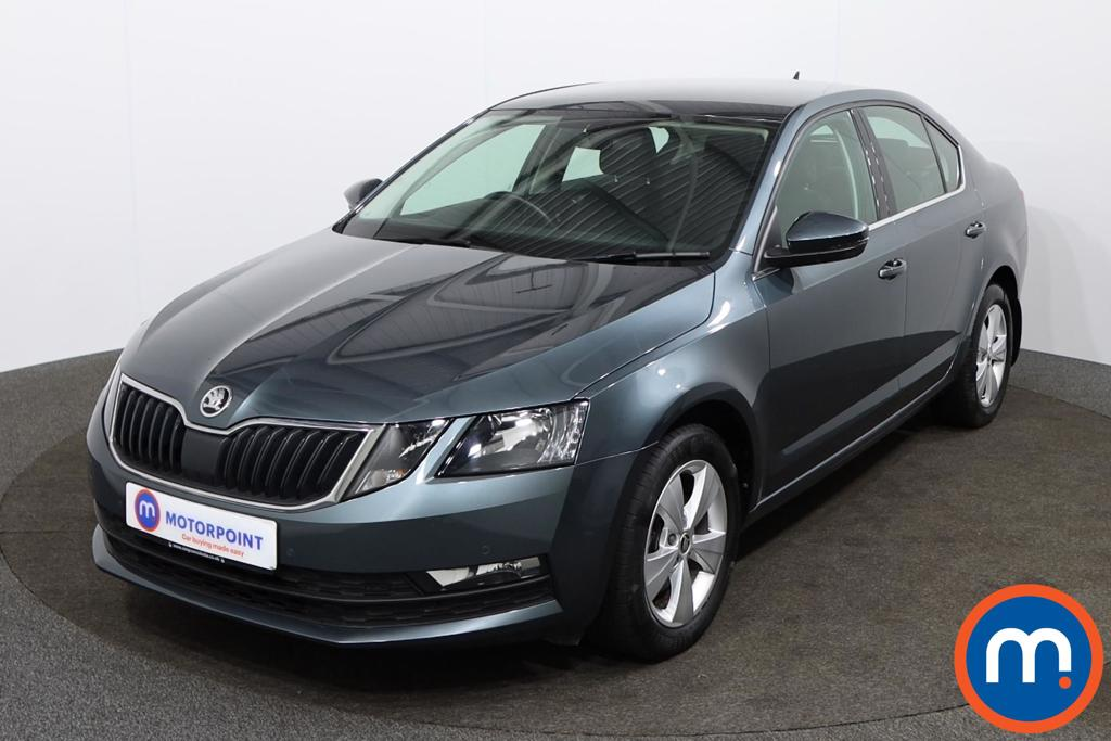 Skoda Octavia SE Technology - Stock Number 1141782 Passenger side front corner