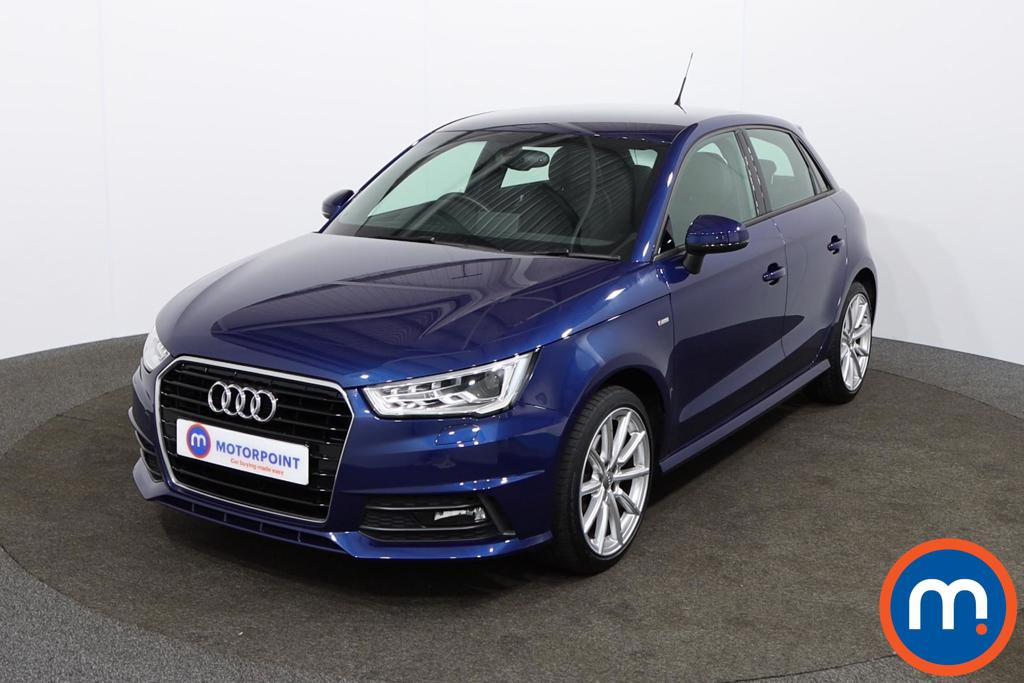 Used Or Nearly New Audi A1 1 4 Tfsi 150 S Line 5dr S Tronic 1142525 In Blue For Sale At Motorpoint Chingford Motorpoint