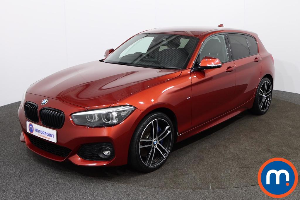 BMW 1 Series M Sport Shadow Edition - Stock Number 1142777 Passenger side front corner