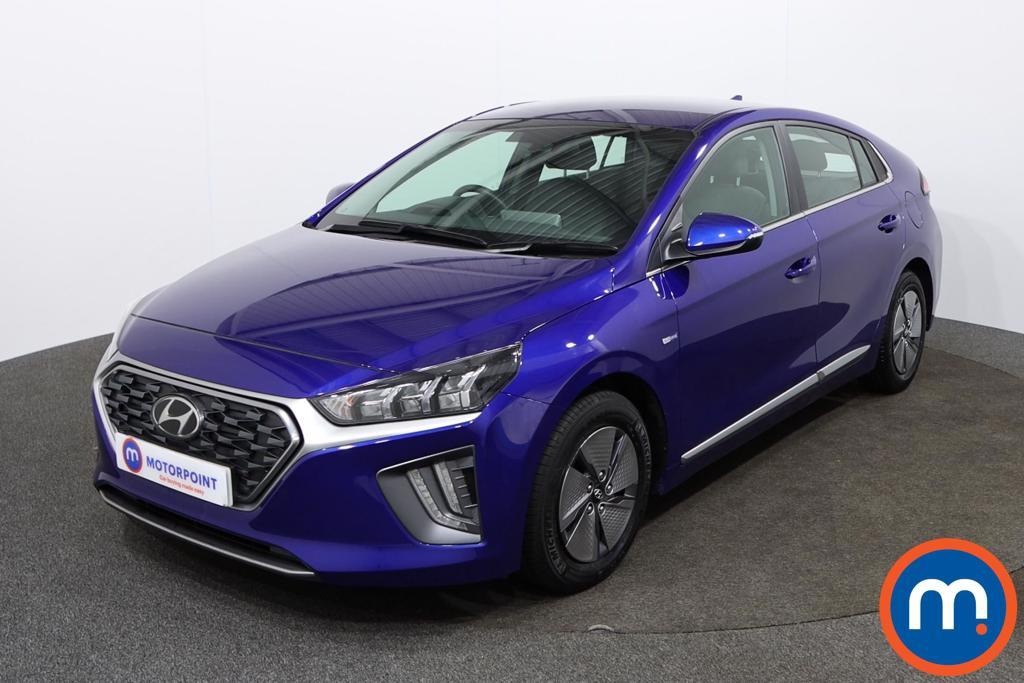 Hyundai Ioniq 1.6 GDi Hybrid Premium 5dr DCT - Stock Number 1125386 Passenger side front corner