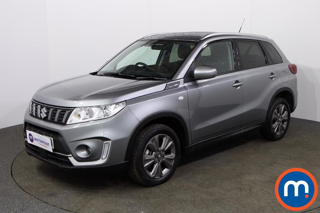 Suzuki Vitara SZ-T - Stock Number 1128750 Passenger side front corner