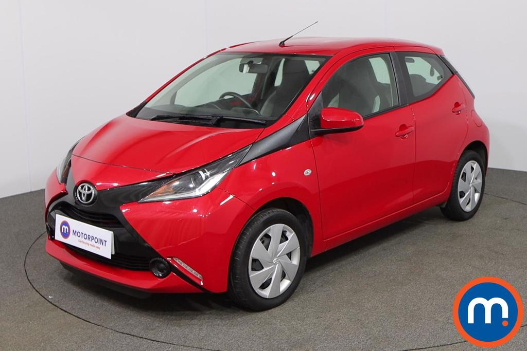 Toyota Aygo X-Play - Stock Number 1134816 Passenger side front corner
