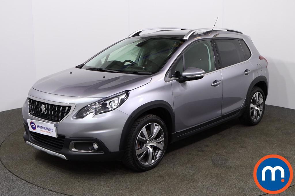 Peugeot 2008 1.2 PureTech 110 Allure Premium 5dr EAT6 - Stock Number 1136051 Passenger side front corner
