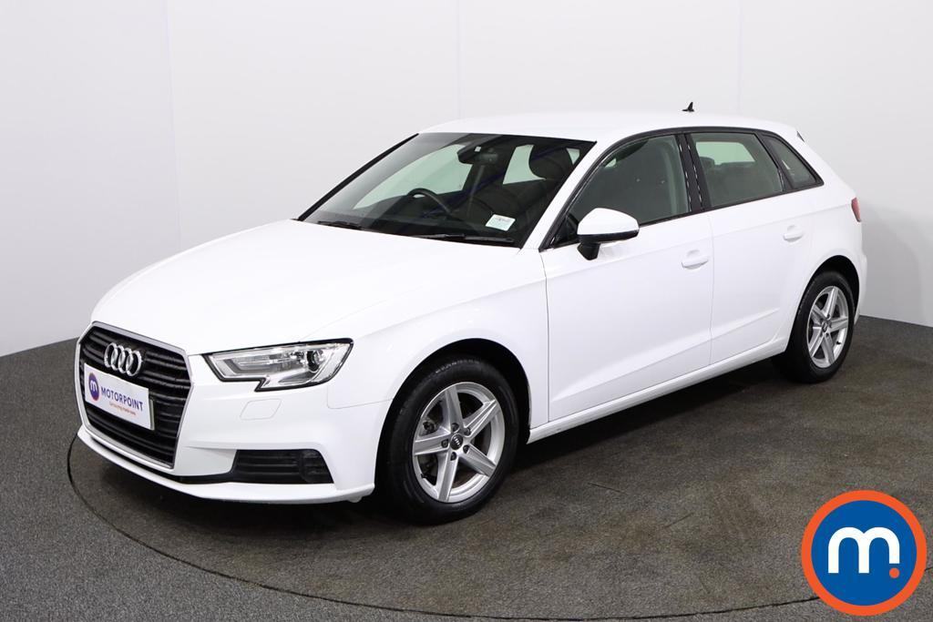 Audi A3 SE Technik - Stock Number 1138357 Passenger side front corner