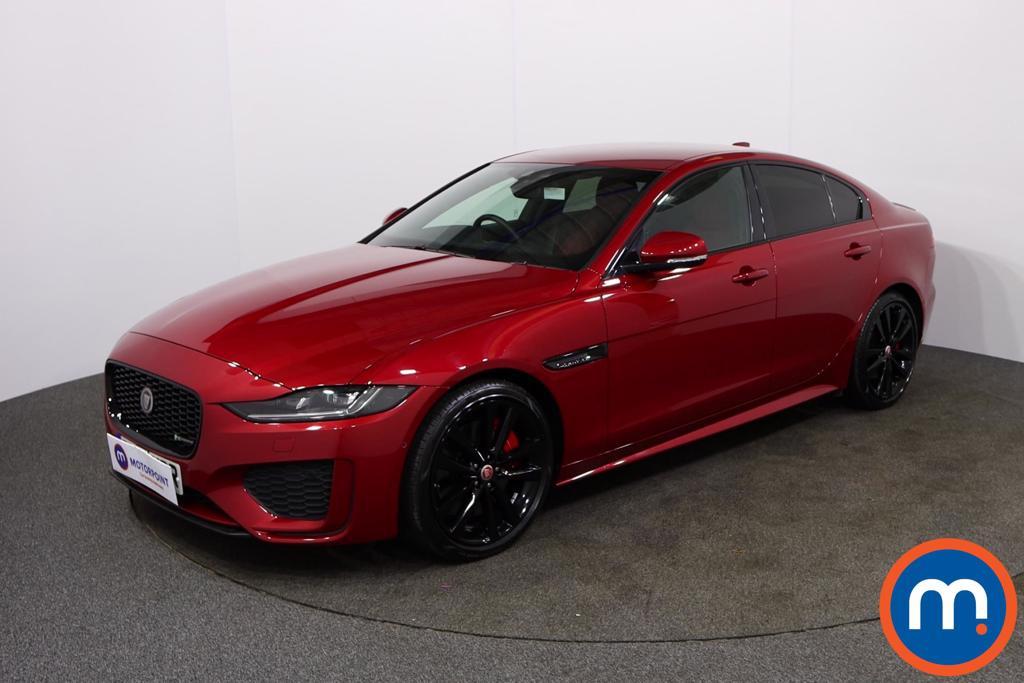 Jaguar XE R-Dynamic HSE - Stock Number 1139810 Passenger side front corner
