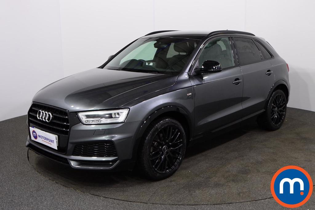 Audi Q3 Black Edition - Stock Number 1139967 Passenger side front corner