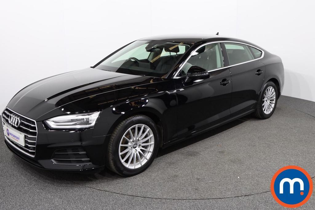 Audi A5 SE - Stock Number 1141822 Passenger side front corner