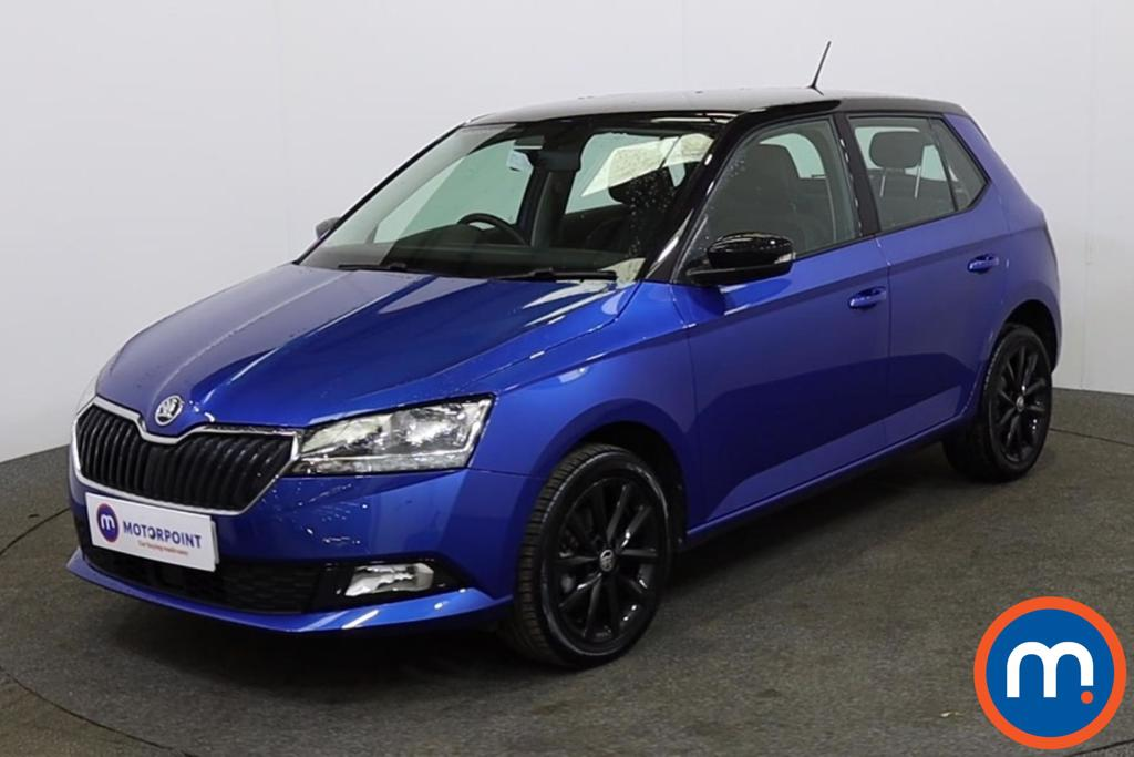Skoda Fabia Colour Edition - Stock Number 1143202 Passenger side front corner