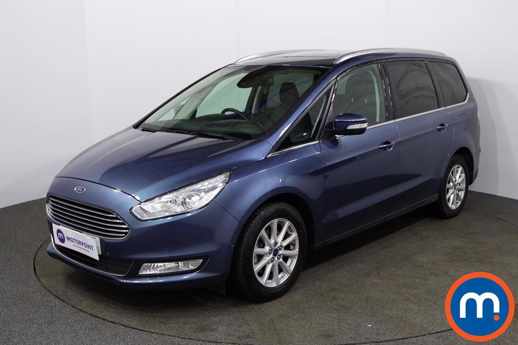 Ford Galaxy 2.0 EcoBlue 190 Titanium X 5dr - Stock Number 1129552 Passenger side front corner