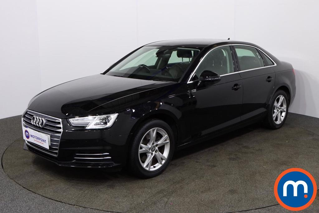 Audi A4 1.4T FSI Sport 4dr S Tronic [Leather] - Stock Number 1134277 Passenger side front corner