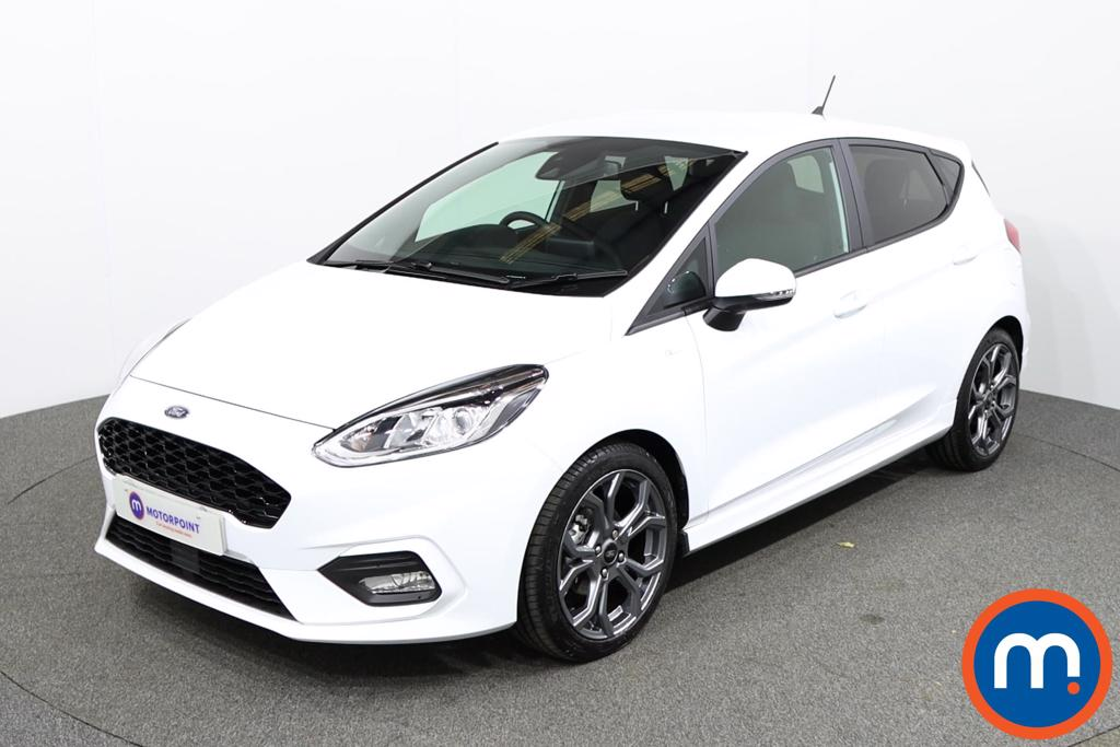 Ford Fiesta ST-Line Edition - Stock Number 1135857 Passenger side front corner
