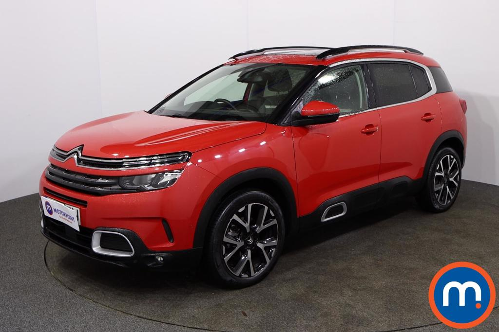Citroen C5 Aircross 1.2 PureTech 130 Flair Plus 5dr - Stock Number 1136663 Passenger side front corner