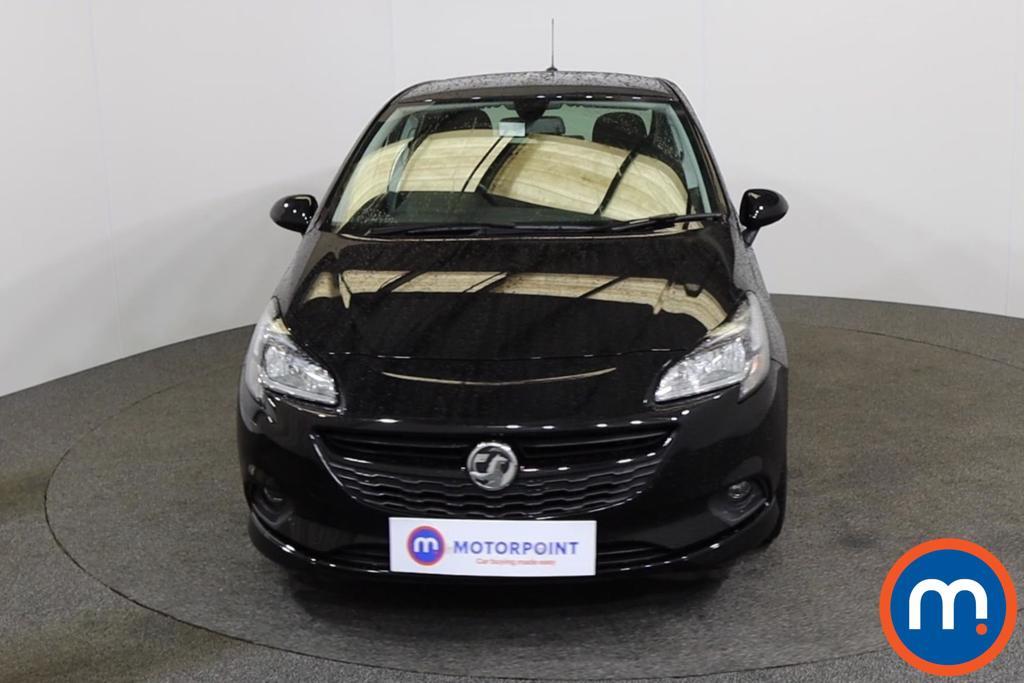Vauxhall Corsa SRi Vx-line Nav Black - Stock Number 1139291 Passenger side front corner