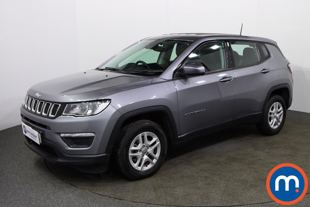 Jeep Compass Sport - Stock Number 1140003 Passenger side front corner