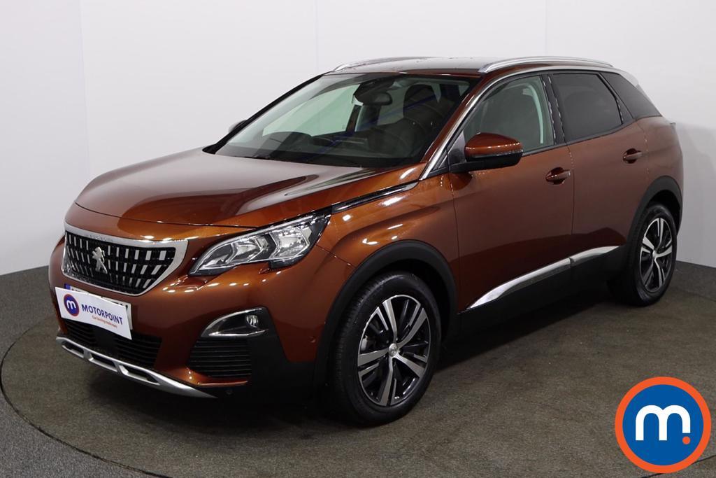 Peugeot 3008 Allure - Stock Number 1140225 Passenger side front corner