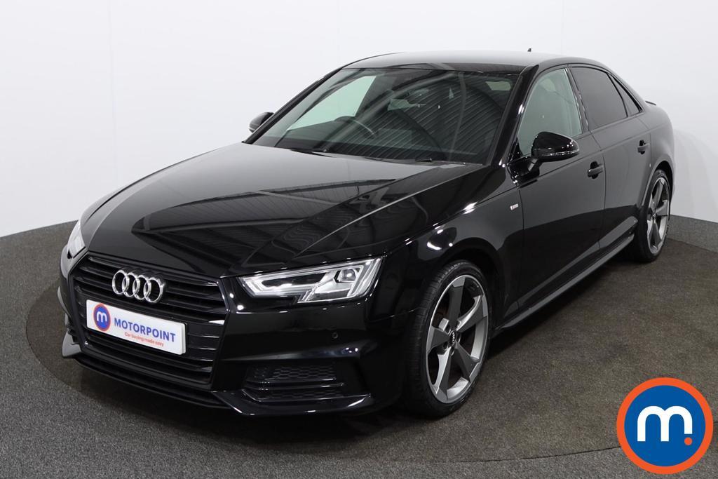 Audi A4 1.4T FSI Black Edition 4dr S Tronic - Stock Number 1140545 Passenger side front corner