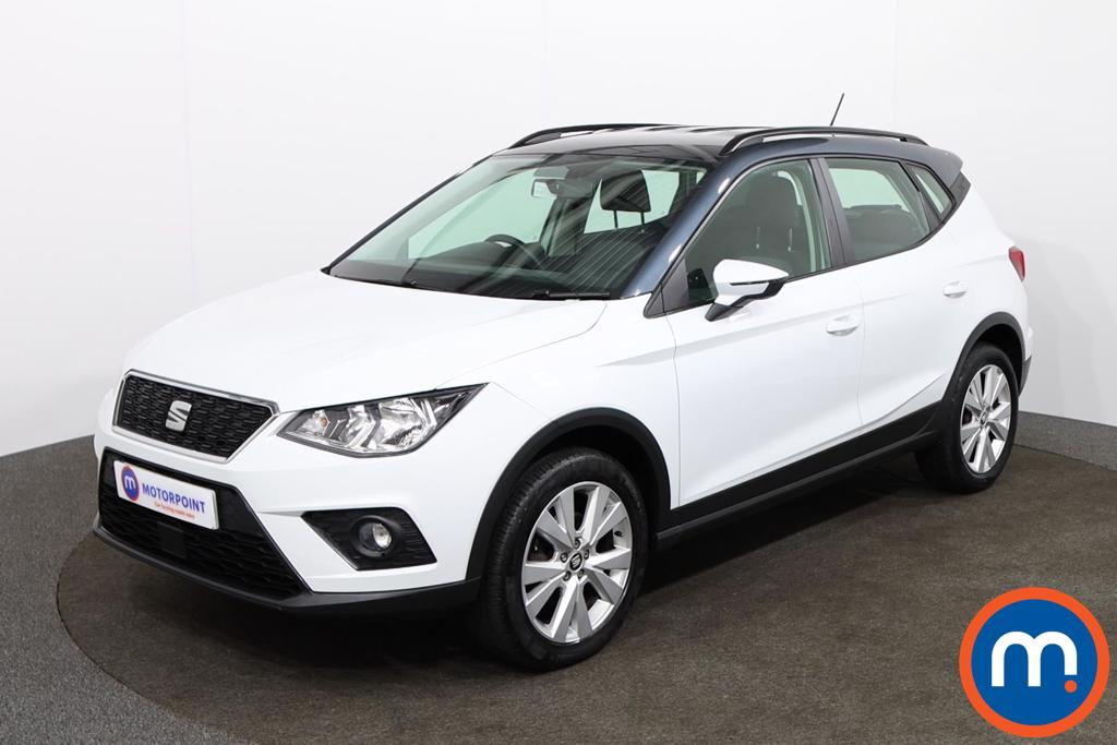 Seat Arona SE Technology Lux - Stock Number 1142073 Passenger side front corner
