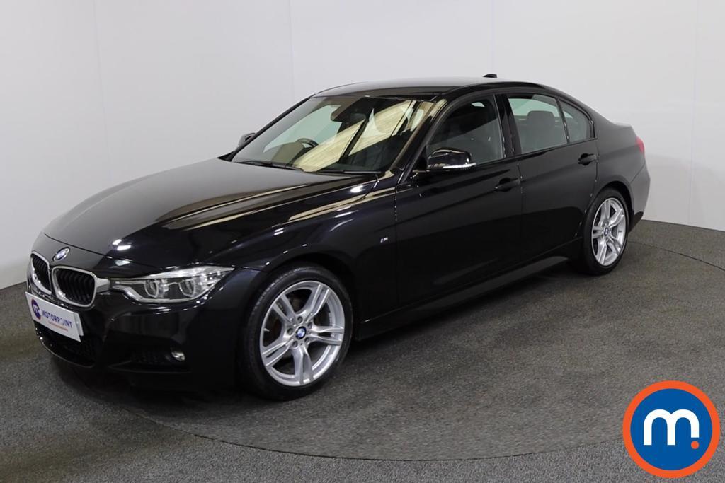 BMW 3 Series M Sport - Stock Number 1142264 Passenger side front corner
