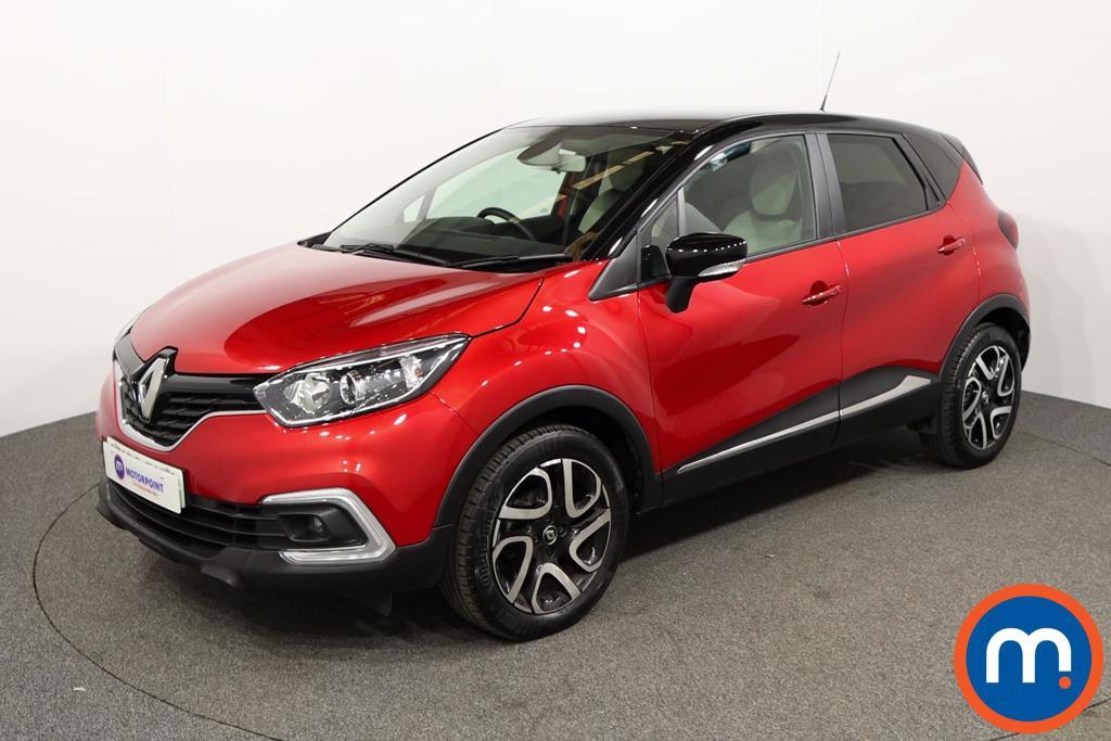 Renault Captur Iconic - Stock Number 1142877 Passenger side front corner