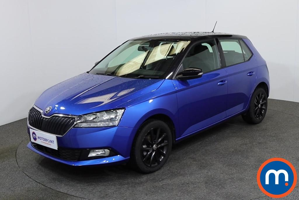 Skoda Fabia 1.0 MPI Colour Edition 5dr - Stock Number 1143198 Passenger side front corner