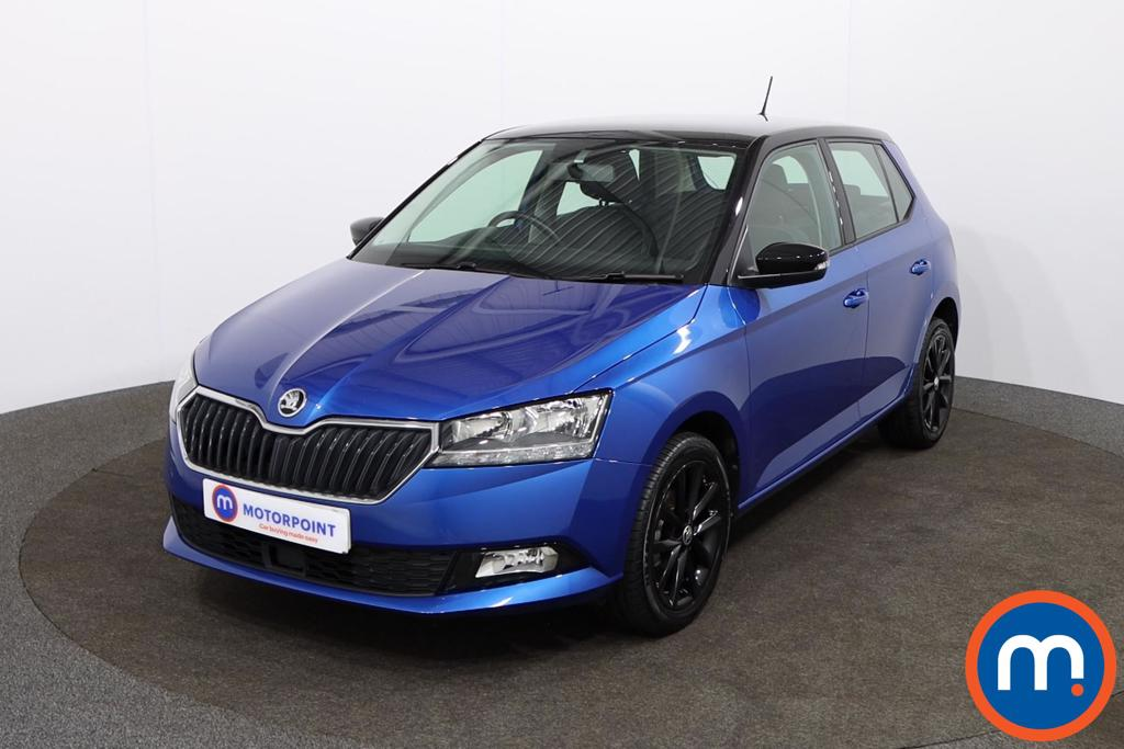 Skoda Fabia Colour Edition - Stock Number 1143203 Passenger side front corner