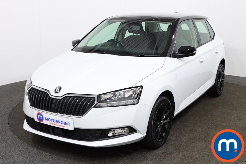 Skoda Fabia 1.0 MPI Colour Edition 5dr - Stock Number 1143210 Passenger side front corner