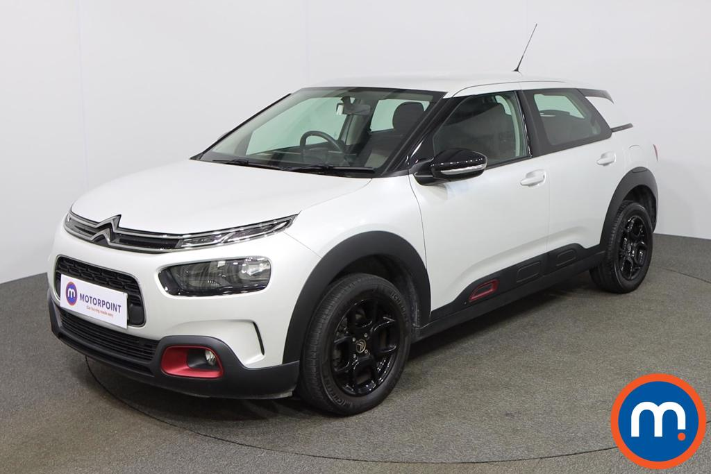 Citroen C4 Cactus Feel Edition - Stock Number 1143293 Passenger side front corner