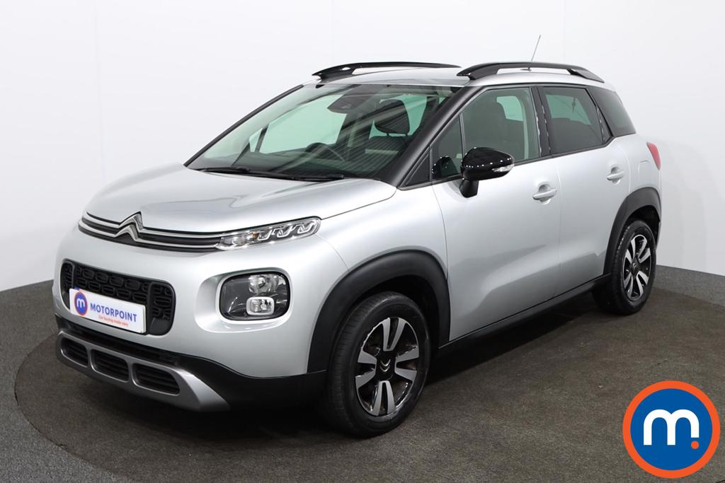 Citroen C3 Aircross Feel - Stock Number 1132435 Passenger side front corner