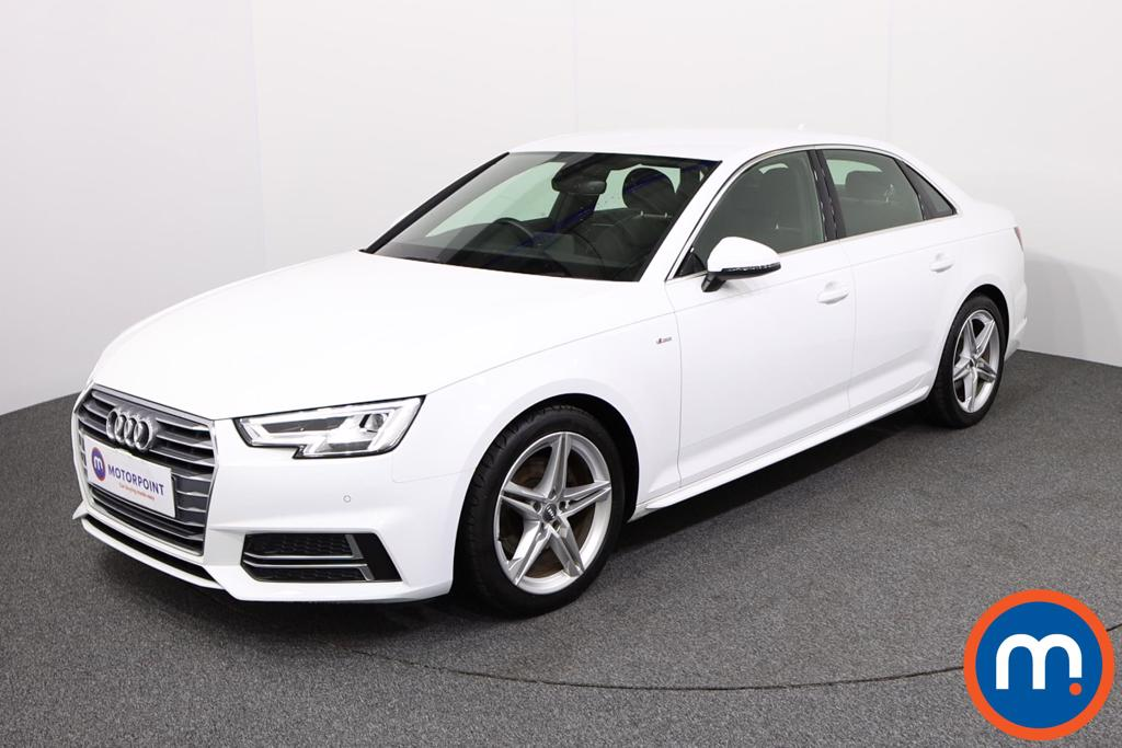 Audi A4 1.4T FSI S Line 4dr [Leather-Alc] - Stock Number 1132445 Passenger side front corner