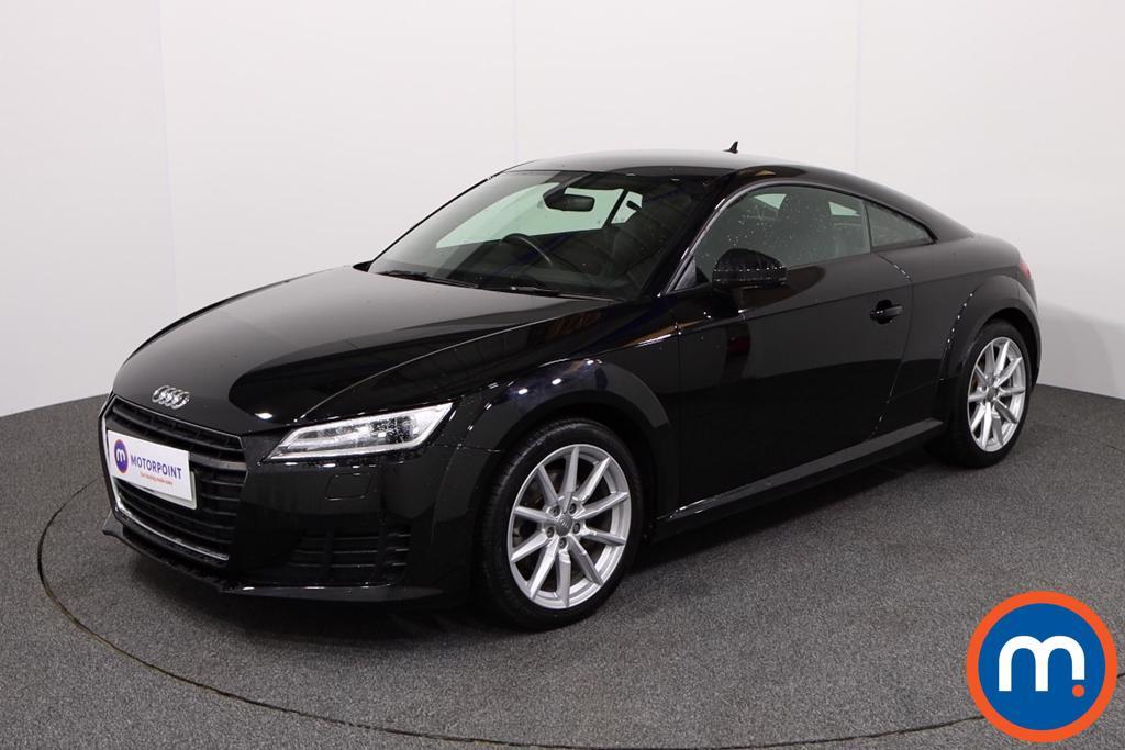 Audi TT 1.8T FSI Sport 2dr - Stock Number 1134385 Passenger side front corner