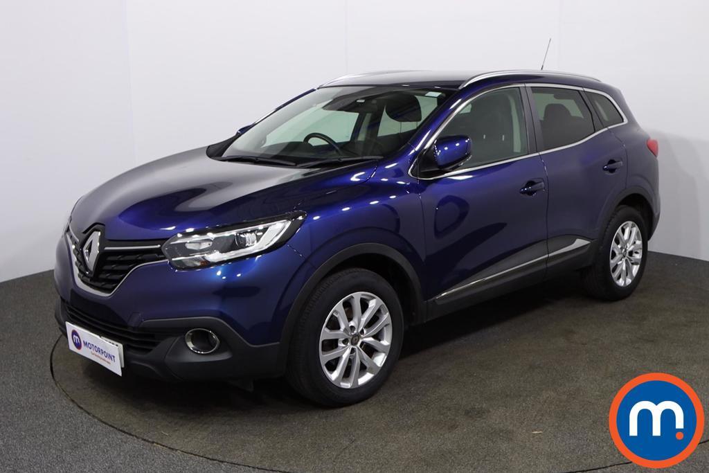 Renault Kadjar Dynamique Nav - Stock Number 1134554 Passenger side front corner